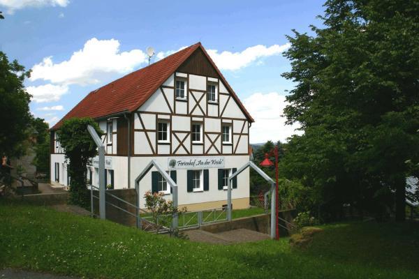 Hotelbilleder: Ferienhof An der Weide, Kurort Gohrisch