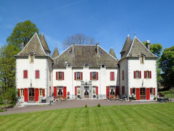 Hotel Pictures: Chateau De Chazelles, Avèze