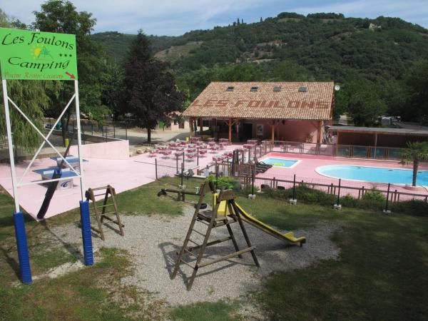 Hotel Pictures: Camping Les Foulons, Tournon-sur-Rhône