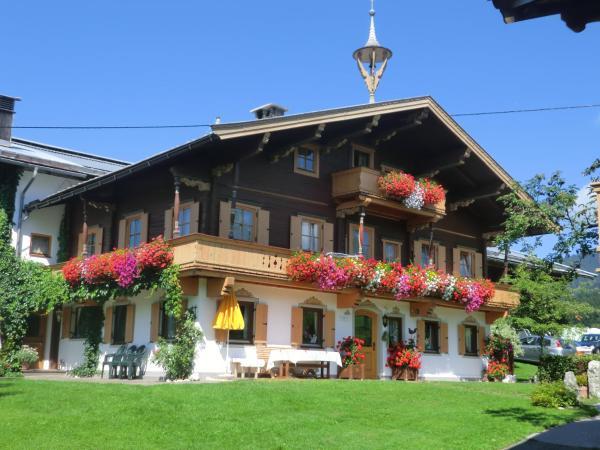 Photos de l'hôtel: Vornbichlhof, Fieberbrunn