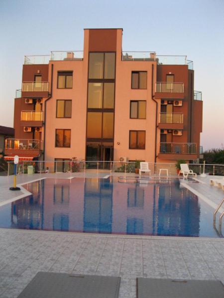 酒店图片: Aparthotel Afrodita 2, Sinemorets