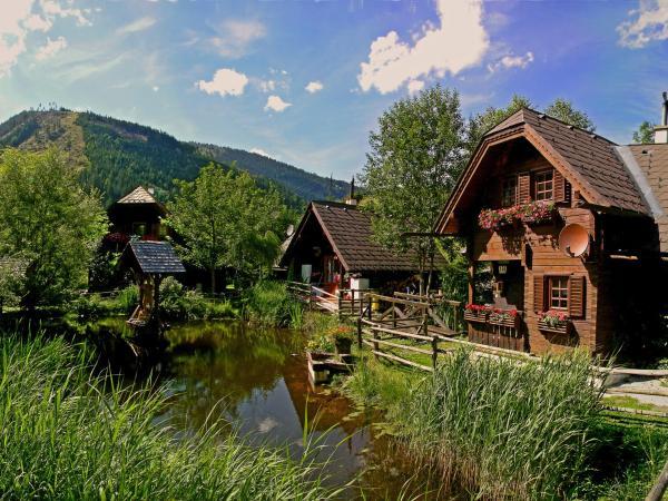 Hotellikuvia: Rassis Feriendorf Donnersbachwald, Donnersbachwald