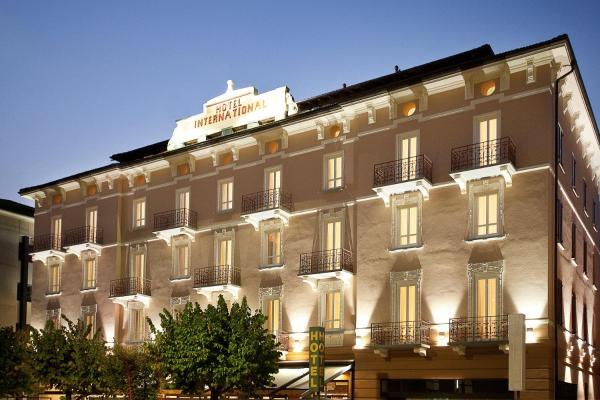 Hotel Pictures: Hotel & SPA Internazionale Bellinzona, Bellinzona