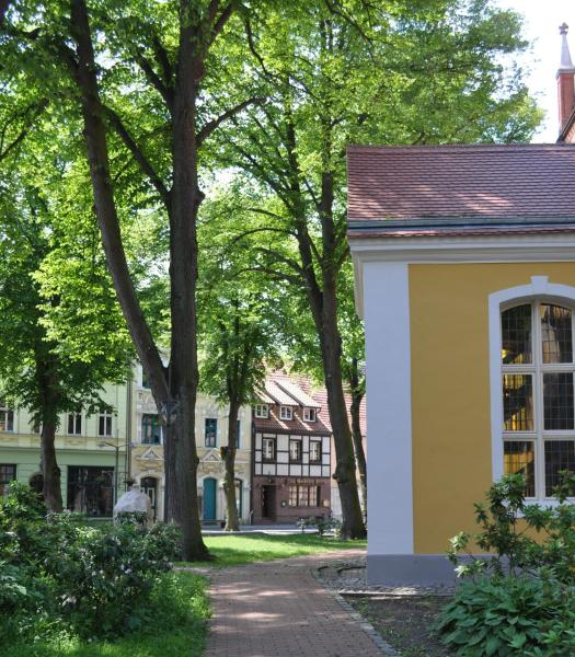 Hotel Pictures: Apartment in der Altstadt, Ueckermünde