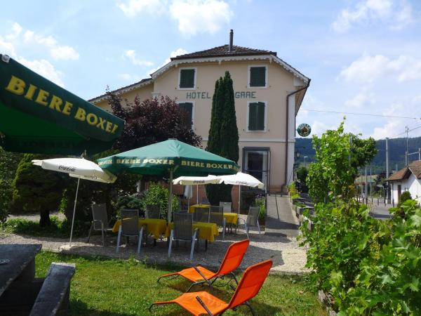 Hotel Pictures: , Glovelier