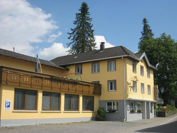 酒店图片: Gasthof Hirschen, Langenegg