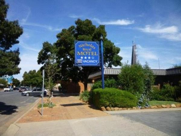 Hotellikuvia: Nicholas Royal Motel, Hay