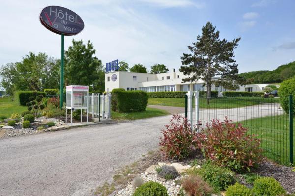 Hotel Pictures: Hotel du Val Vert, Pouilly-en-Auxois