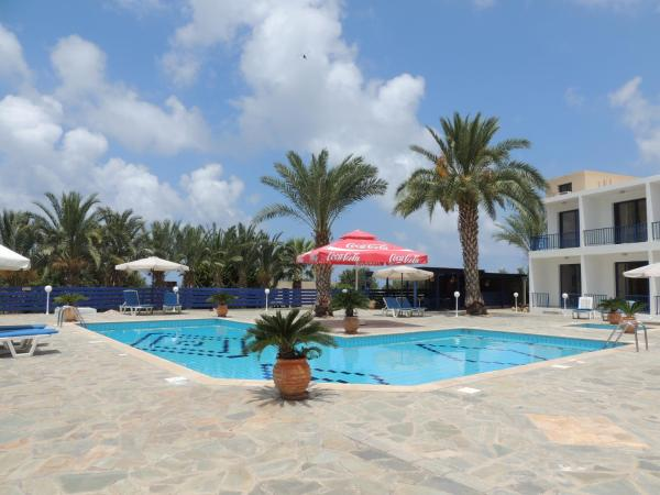 Hotel Pictures: West End Hotel, Peyia
