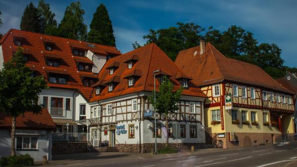 Hotel Pictures: Hotel Bär, Sinsheim