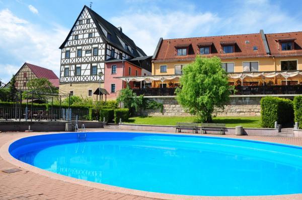 Hotel Pictures: Landhotel Edelhof, Uhlstädt