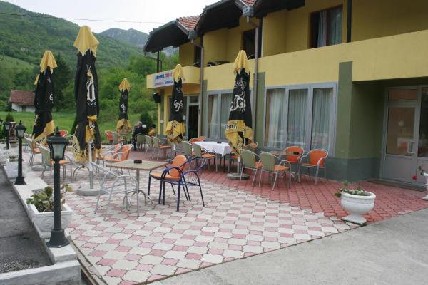 Fotografie hotelů: Motel Tomix, Višegrad