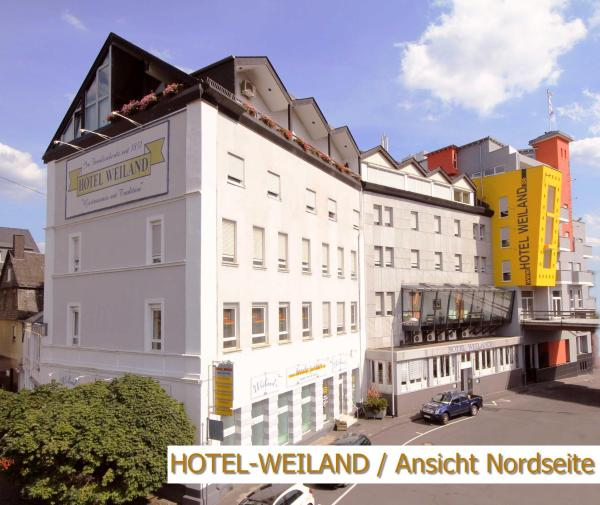 Hotelbilleder: Hotel Weiland, Lahnstein
