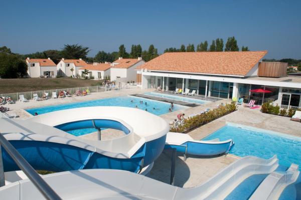Hotel Pictures: Résidence Néméa Les Grands Rochers, Olonne-sur-Mer