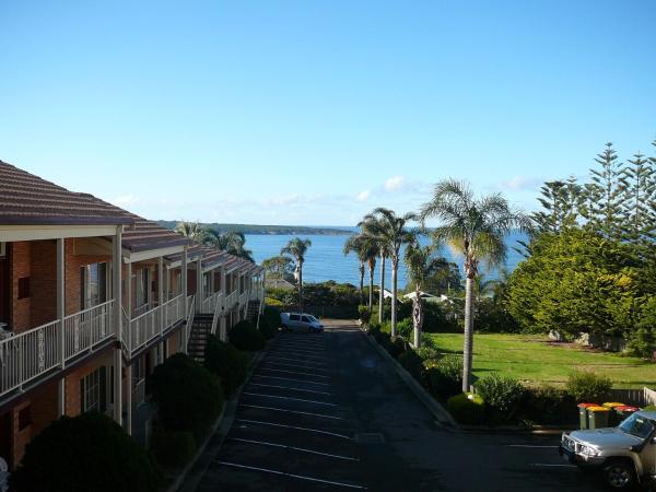 Fotografie hotelů: Twofold Bay Motor Inn, Eden