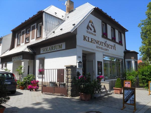 Hotel Pictures: Penzion Vyšší Brod, Vyšší Brod