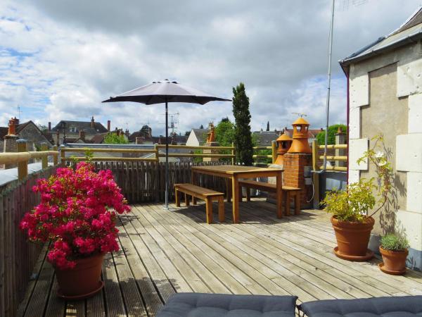 Hotel Pictures: La Terrasse d'Octave, Saint-Aignan