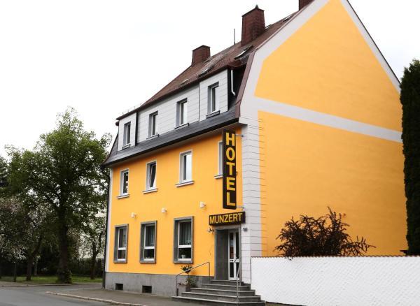 Hotelbilleder: Hotel & Restaurant Munzert, Hof