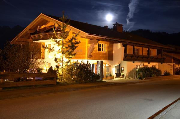 Hotel Pictures: Nebelhorn Relaxhotel, Obermaiselstein