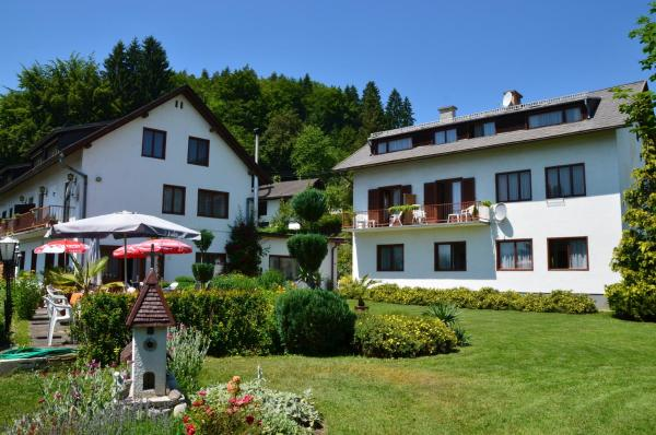 Hotel Pictures: Gasthof-Pension Karawankenblick, Techelsberg am Worthersee