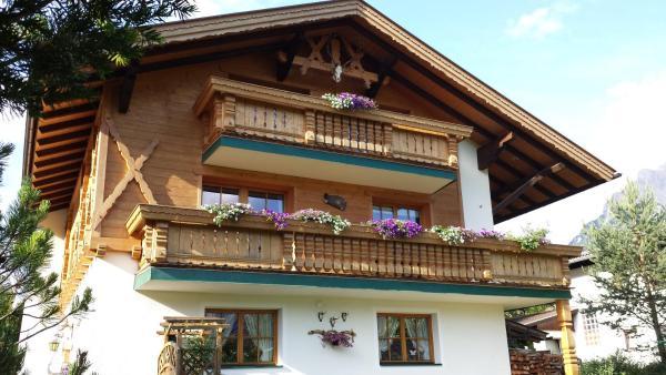 Zdjęcia hotelu: Zugspitztraum, Ehrwald