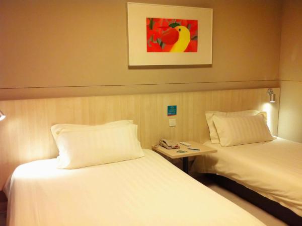 Hotel Pictures: Jinjiang Inn - Shanghai Pudong Hangtou, Nanhui