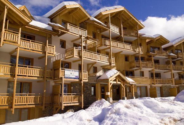 Hotel Pictures: Madame Vacances Les Balcons Des Airelles, Les Orres