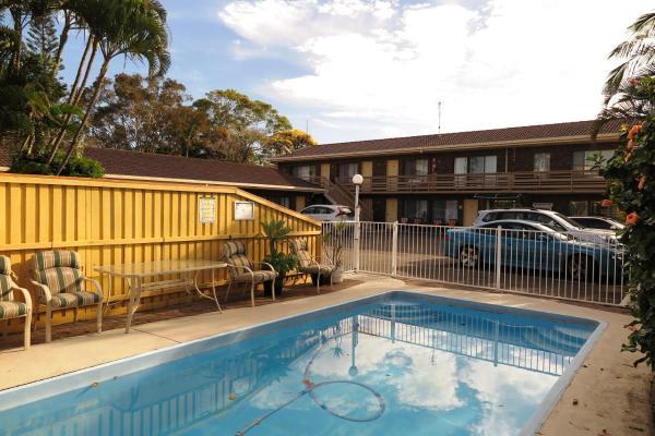 Hotelbilleder: Twin Pines Motel, Mooloolaba