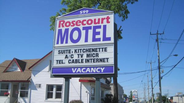 Hotel Pictures: Rosecourt Motel, Stratford
