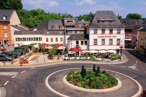 Hotelbilleder: Hotel Saarburger Hof, Saarburg