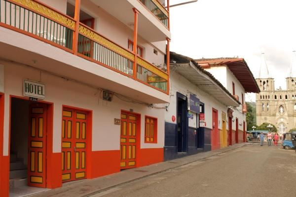 Hotel Pictures: Hotel El Dorado, Jardin