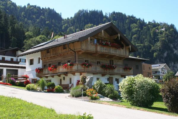 Photos de l'hôtel: Appartement Kichelerhof, Strass im Zillertal