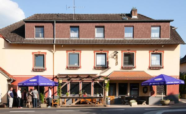 Hotelbilleder: Landgasthof zur Ulsterbrücke, Günthers