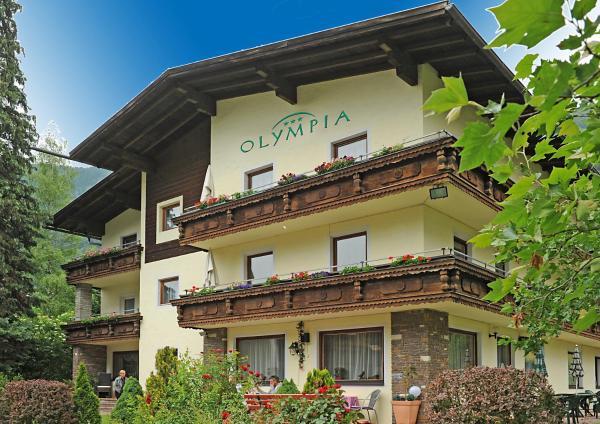 Hotellikuvia: Pension Olympia, Oetz