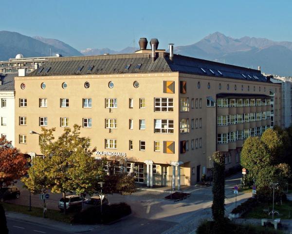 Zdjęcia hotelu: Kolpinghaus Innsbruck, Innsbruck