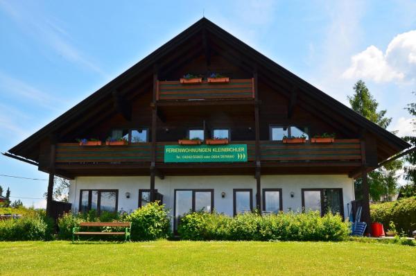 Fotos de l'hotel: Haus Kleinbichler, Faak am See