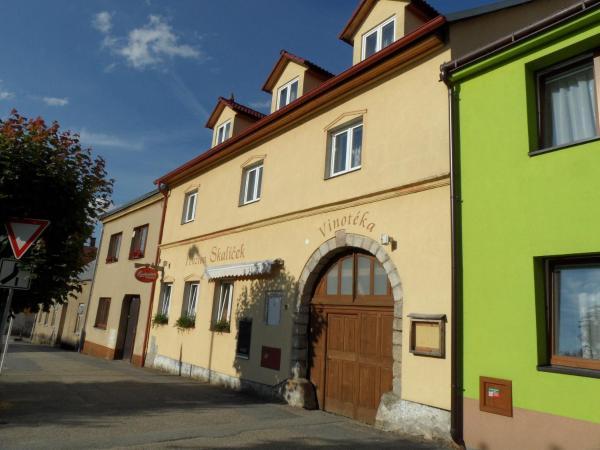 Hotel Pictures: Penzion Skalíček, Kunžak