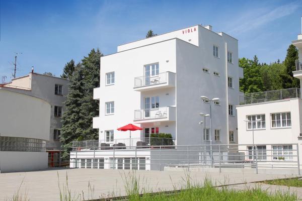 Hotel Pictures: Hotel Vila Viola, Luhačovice