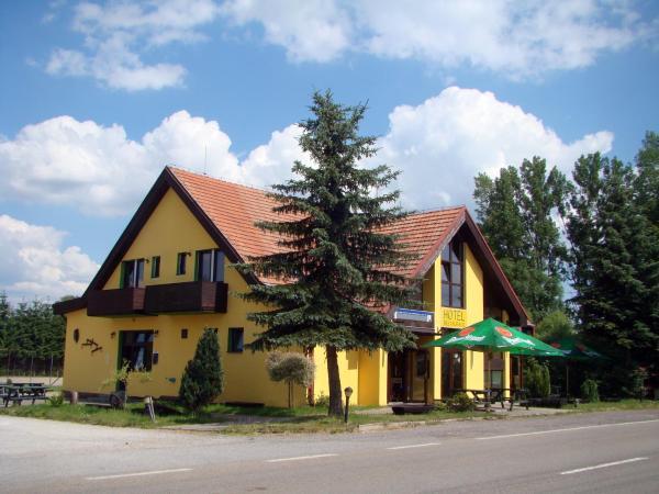 Hotel Pictures: Restaurace penzion Rafael, Dlouhá Brtnice