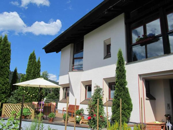 Φωτογραφίες: Appartement Weitsicht, Eben im Pongau