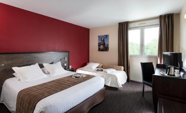 Hotel Pictures: Kyriad Tours - Joué-Lès-Tours, Joue-les-Tours