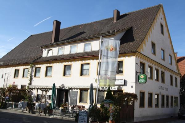 Hotelbilleder: Gasthof Engel, Obergünzburg