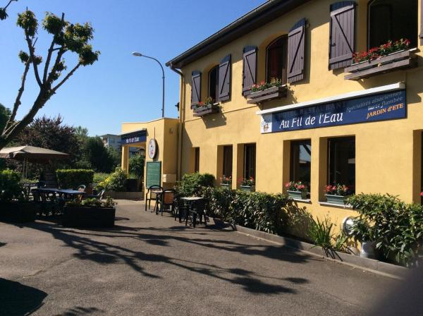 Hotel Pictures: Hôtel Restaurant Au Fil de l'Eau, Souffelweyersheim