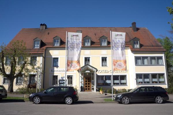Hotel Pictures: Hotel - Restaurant Kastanienhof Lauingen, Lauingen