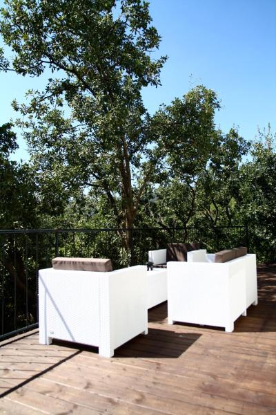 Large Suite with nature view