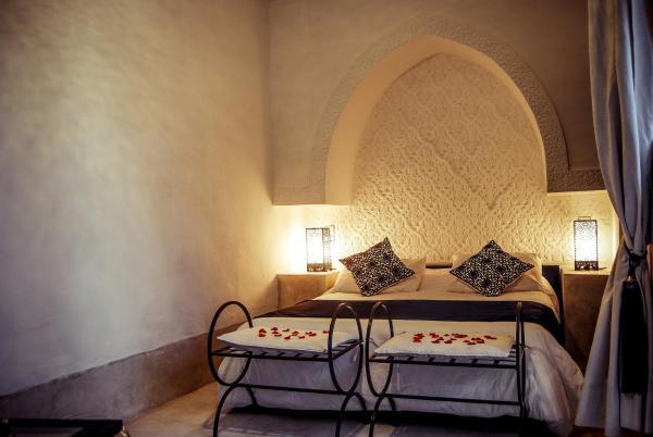 Nuit Céleste Double Room