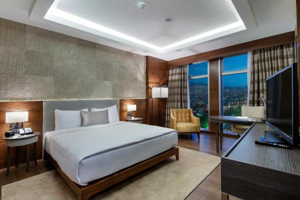 King Deluxe Room with View