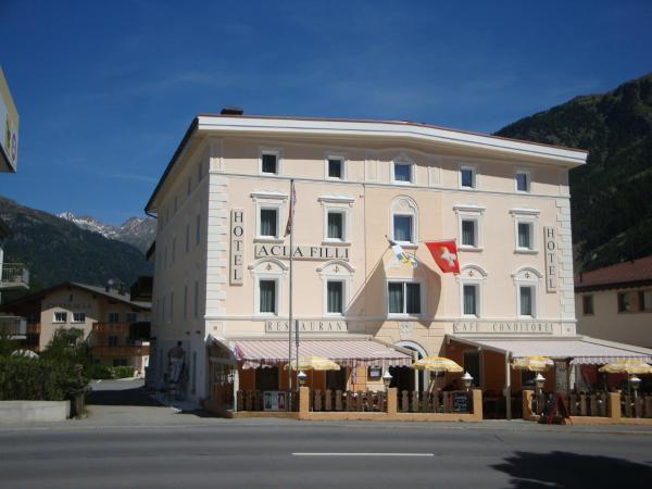 Hotel Pictures: Hotel Acla Filli, Zernez