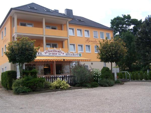 Hotelbilleder: Hotel Benecke Düsseldorfer Hof, Remagen