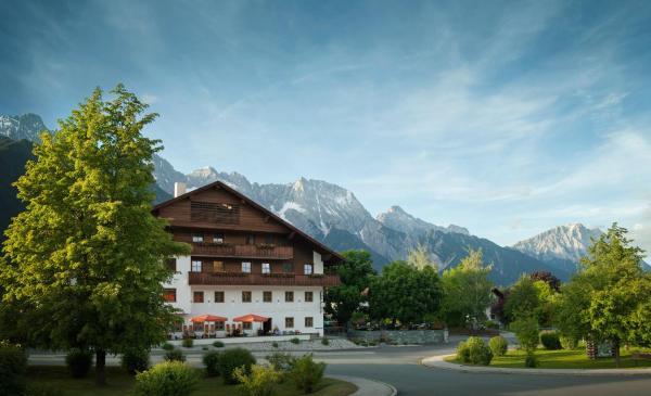 酒店图片: Familien Landhotel Stern, 奥博斯特格